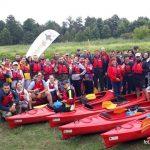 Fundacja młodzi ludziom Spływ kajakowy pilicą 1