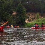 Fundacja młodzi ludziom Spływ kajakowy pilicą 16