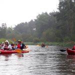 Fundacja młodzi ludziom Spływ kajakowy pilicą 17