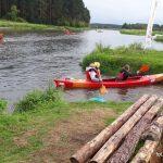 Fundacja młodzi ludziom Spływ kajakowy pilicą 18