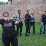 Fundacja młodzi ludziom Zamek w Oporowie i Łęczycy 3