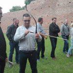 Fundacja młodzi ludziom Zamek w Oporowie i Łęczycy 4