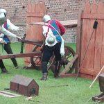 Fundacja młodzi ludziom Zamek w Oporowie i Łęczycy 6