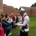 Fundacja młodzi ludziom Zamek w Oporowie i Łęczycy 10