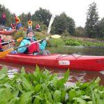 Fundacja młodzi ludziom Spływ kajakowy pilicą 4