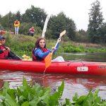 Fundacja młodzi ludziom Spływ kajakowy pilicą 12
