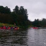 Fundacja młodzi ludziom Spływ kajakowy pilicą 6