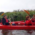 Fundacja młodzi ludziom Spływ kajakowy pilicą 7
